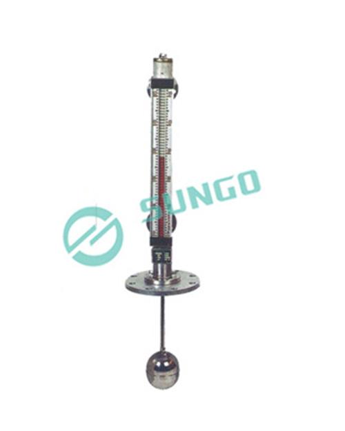 UQZ-55Z系列顶装式(底装式) 磁翻柱液位计