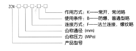 ZCM系列电磁阀